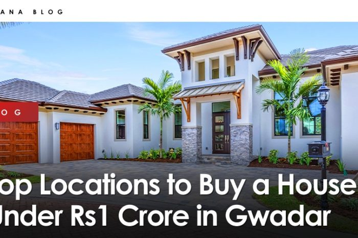 Top Locations to Buy a House Under Rs1 Crore in Gwadar