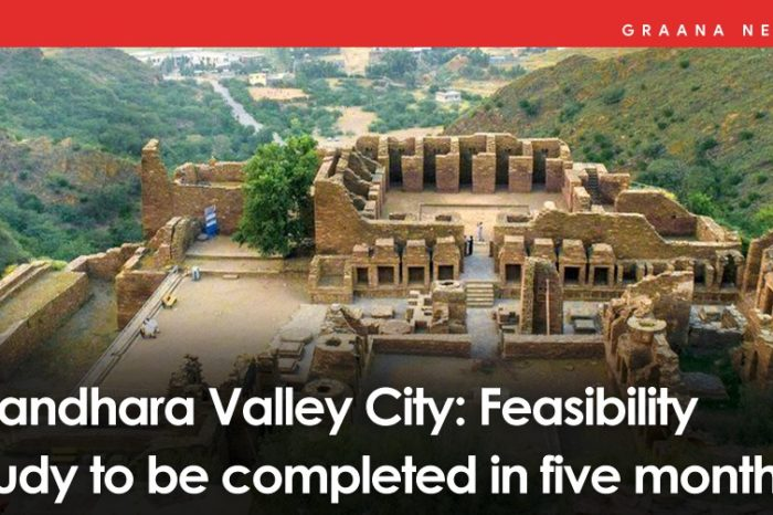 Gandhara Valley City: Feasibility study to be completed in five months
