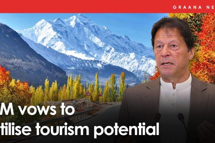 PM vows to utilise tourism potential