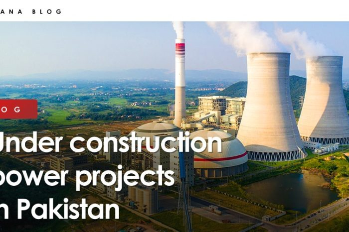 Under construction power projects in Pakistan