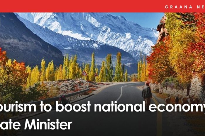 Tourism to boost national economy: State Minister