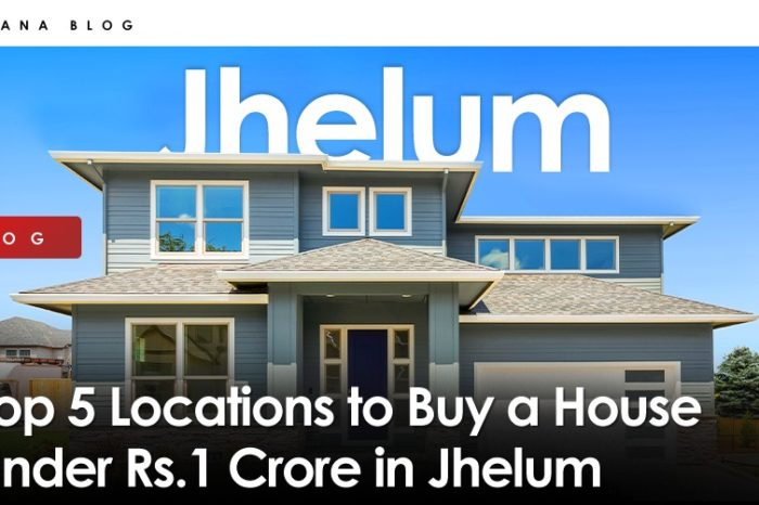 Top 5 Locations to Buy a House Under Rs. 1 Crore in Jhelum