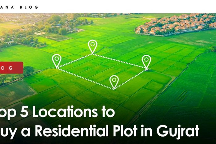 Top 5 Locations to Buy a Residential Plot in Gujrat