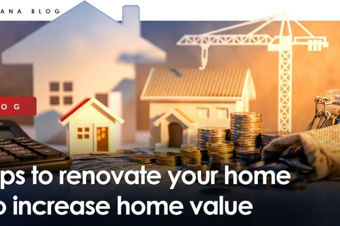 Tips to renovate your home to increase home value