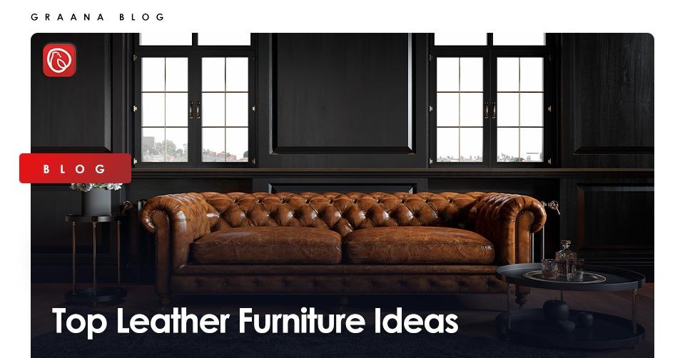 Top Leather Furniture Ideas
