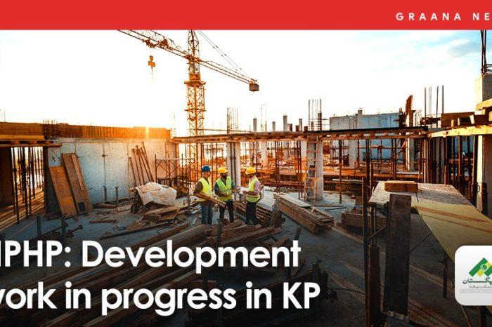 NPHP: Development work in progress in KP