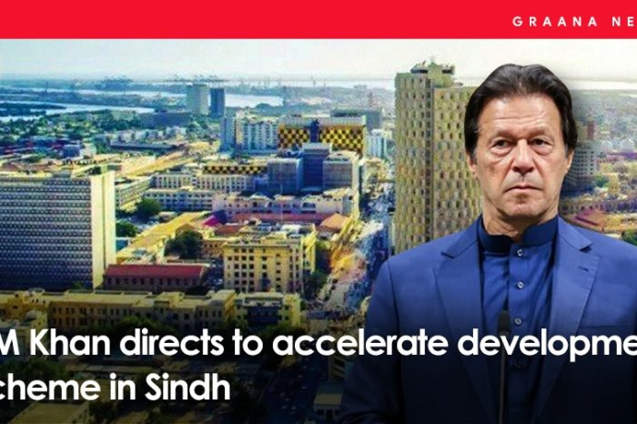 PM Khan directs to accelerate development scheme in Sindh