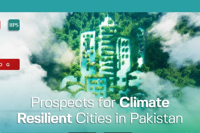Prospects for Climate Resilient Cities in Pakistan