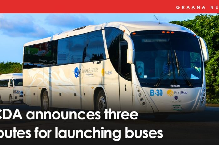 CDA announces three routes for launching buses