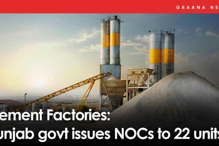 Cement Factories: Punjab govt issues NOCs to 22 units