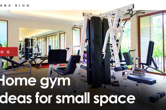 Home gym ideas for small space