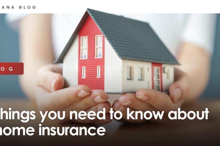 Things you need to know about home insurance