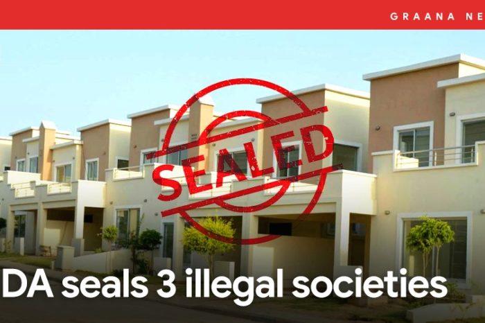FDA seals 3 illegal societies