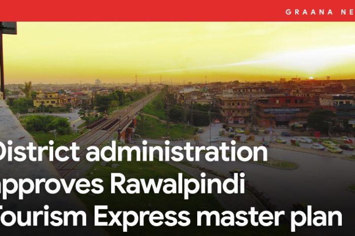 District administration approves Rawalpindi Tourism Express master plan