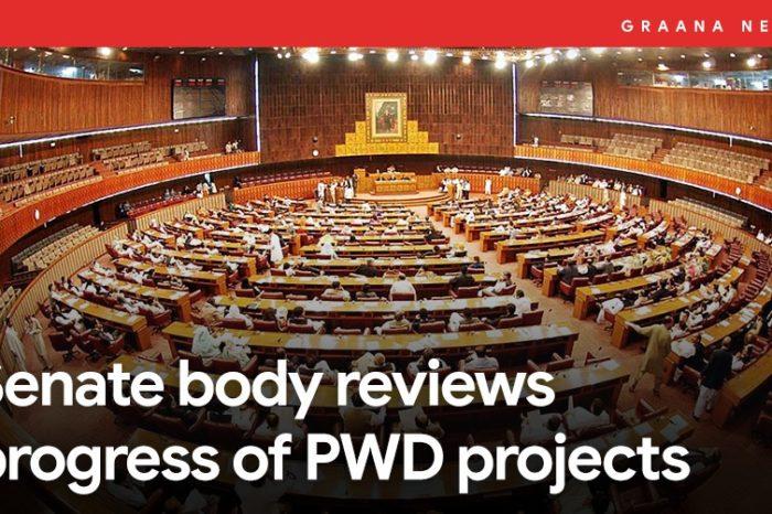 Senate body reviews progress of PWD projects