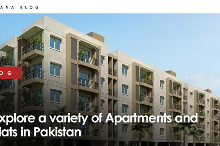 Explore variety of apartments/flats in major cities of Pakistan with Graana.com