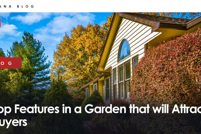 Top Features In A Garden That Will Attract Buyers