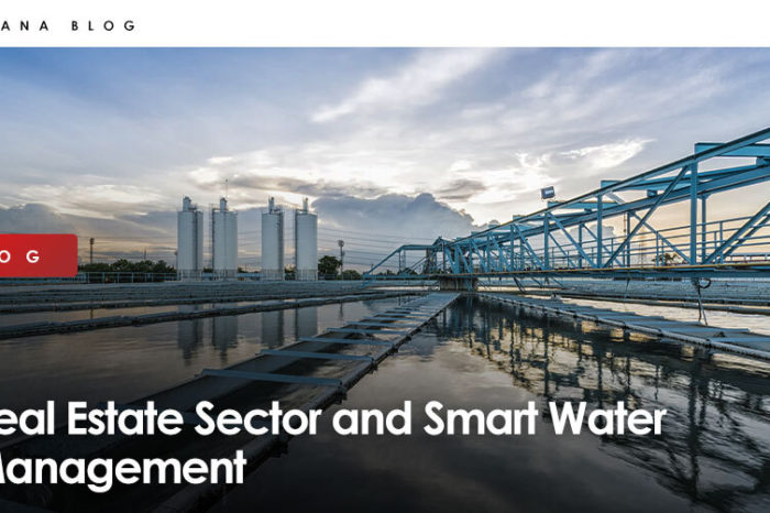 Real Estate Sector and Smart Water Management