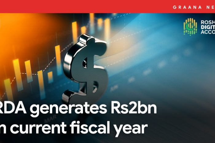 RDA generates Rs2bn in current fiscal year