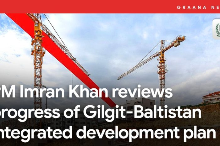 PM Imran Khan reviews progress of Gilgit-Baltistan integrated development plan